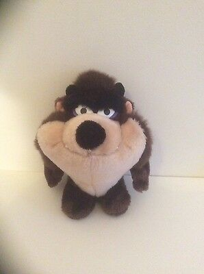 Tasmanian Devil Soft Toy.warner Brothers.looney Tunes