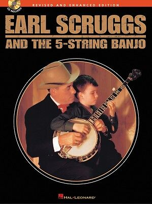 Hal Leonard Earl Scruggs and the 5-String Banjo (Book and CD Package)