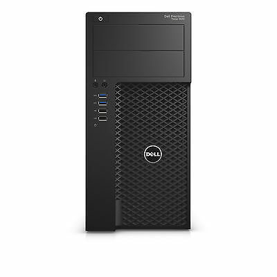 Dell Precision T3620 - Workstation - Core i7 3,4 GHz - RAM: 8,192 MB DDR-4