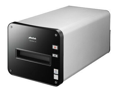 Plustek OpticFilm 120 - Film/Dia-Scanner - 5300dpi - USB 2.0 (0229)