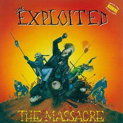 The Exploited - The Massacre (special Edition) NEW 2 x LP
