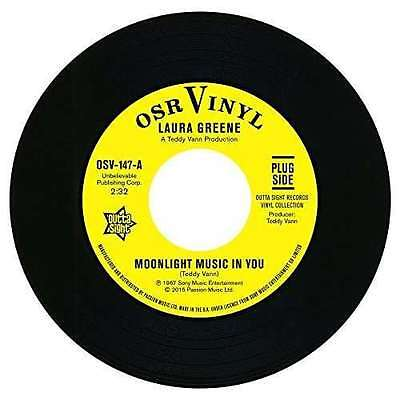 """Greene,laura Peggy March - Moonlight Music And You / If Y NEW 7"""""""