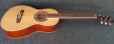 Ibanez PN1-NT PARLOR Compact Acoustic Guitar SPRUCE TOP Mahogany Back & Sides