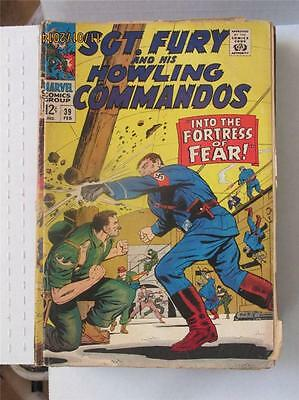 Sgt Fury and His Howling Commandos 39 GD   SKU12727 25% Off!
