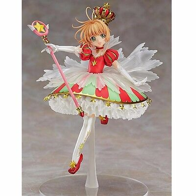 Anime Card Captor Sakura Sakura Kinomoto 1/7 Scale Painted PVC Figure No Box