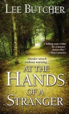 NEW At The Hands Of A Stranger By Lee Butcher Paperback Free Shipping
