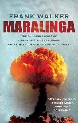 NEW Maralinga By Frank Walker Paperback Free Shipping