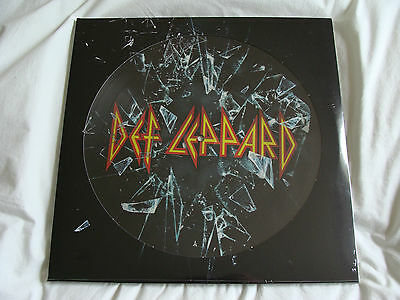 Vinyl Double Picture Album: Def Leppard : Self Titled  2016 RSD Ltd Ed Sealed