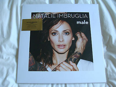 Vinyl Album: Natalie Imbruglia  Male Transparent Numbered Limited Edition SEALED