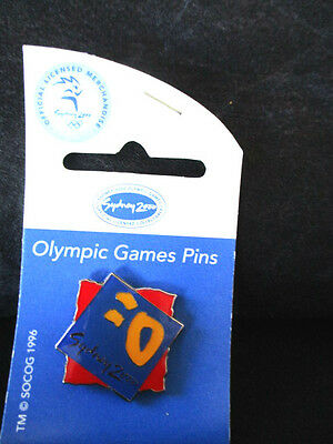 SYDNEY 2000 OLYMPIC GAMES  *Collector Pin  *