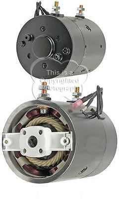 New Hydraulic Pump Motor For Js Barnes Mte W/ Overload Protection Muv6203S &more