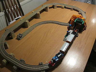 Thomas The Tank And Friends, Trackmaster Train Set