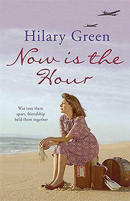 Now is the Hour (Follies 1), Hilary Green | Paperback Book | 9780340898970 | NEW