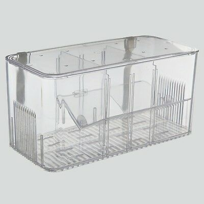 New Trixie Fish Hatchery - Breeding Trap 5 Chambers - Spawning & Young Fish 8049