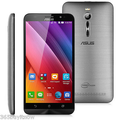5,5'' ASUS  Zenfone 2 4G+64GB NFC 4G Smartphone Cellulare Android Quad Core 13MP