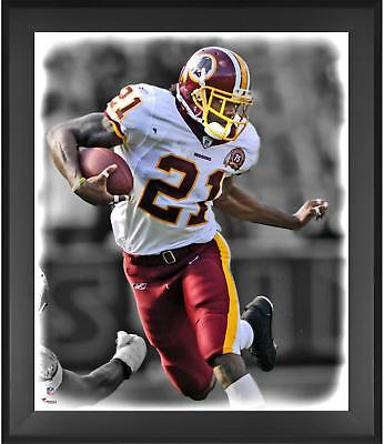 """Sean Taylor Washington Redskins Framed 20"""" x 24"""" In The Zone Photograph"""