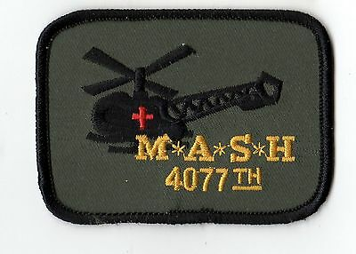 Mash 4077th Patch