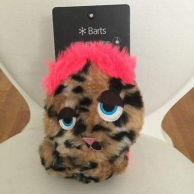 NEW Barts Pastry Ear Muffs Pink