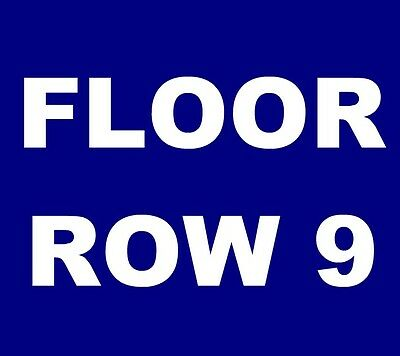 Shawn Mendes tickets Los Angeles The Staples Center L.A. 7/12 **FLOOR 3, ROW 9**