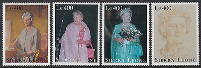 (95017) Sierra Leone MNH Queen Mother 95th Birthday 1995 unmounted mint