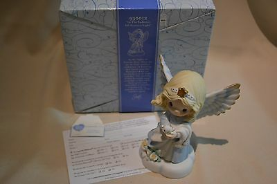 Nib 2009 Precious Moments In The Radiance Of Heaven's Light 930012