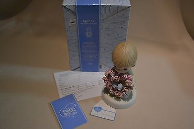 Nib 2008 Precious Moments My Heart Is Yours 830002