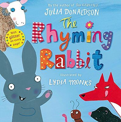 The Rhyming Rabbit, Julia Donaldson | Paperback Book | 9780330544016 | NEW
