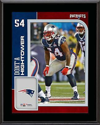 Dont'a Hightower New England Patriots 10.5'' x 13'' Sublimated Player Plaque
