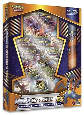 Pokemon TCG: Mega Garchomp EX Premium Collection :: Brand New And Sealed Box!