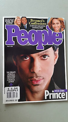 PRINCE People USA Magazine SPECIAL TRIBUTE ISSUE  9 page feature
