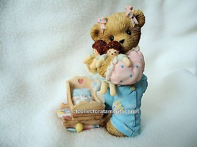 Cherished Teddies Patsy 2005 European Exclusive NIB