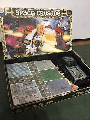 Vintage MB Games Space Crusade  #445