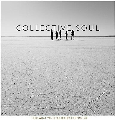 Collective Soul - See What You Started By Continuing [New CD]
