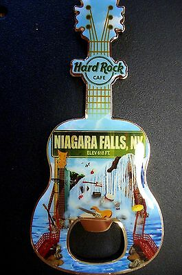 HRC Hard Rock Cafe Niagara Falls City Tee Magnet Bottle Opener V8 XL Fotos