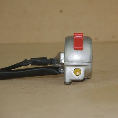 Used Right Hand Switch Block And Brake Switch For a VMoto Milan 50cc Scooter