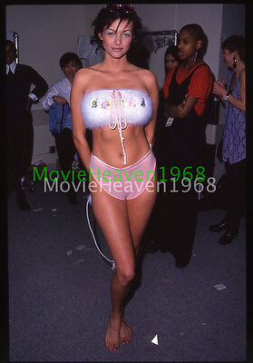 LAURA WHITCOMBE VINTAGE 35mm SLIDE TRANSPARENCY 11511 PHOTO NEGATIVE