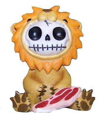 Decoration figure Furrybones Lion hight 7 cm made of poly-resin