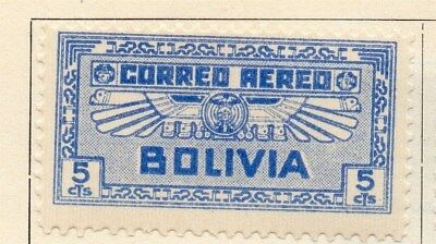Bolivia 1932 Early Issue Fine Mint Hinged 5c. 113770