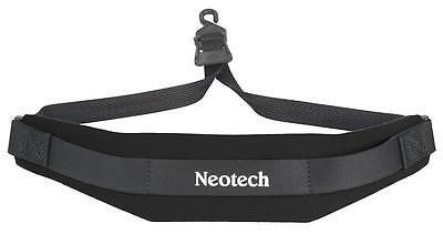 Neotech Soft Sax Strap Saxophone Padded Neck Strap In Various Colours