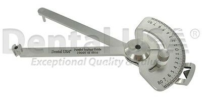 Apex Power Guide 3N New Paralleling Guide With Measurements Caliper Mod 1964N