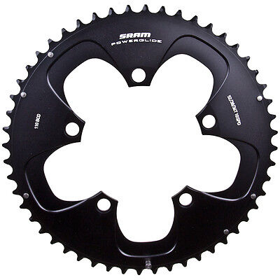 Corona SRAM Red 52T PowerGlide BCD 110mm ( 52/36/38 Only )/CHAINRING SRAM RED 52