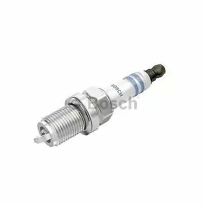 Genuine OE BOSCH 0242236596 / FR7DII33X / 9607 DOUBLE IRIDIUM Spark Plug 4 Pack