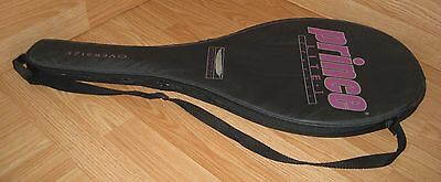 Prince Feather Lite 1 Classic Oversize Tennis Racket Zip Up Case Only **READ**