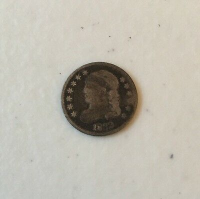 1832 Capped Bust Half Dime 5c Five Cent Piece Coin USA US America