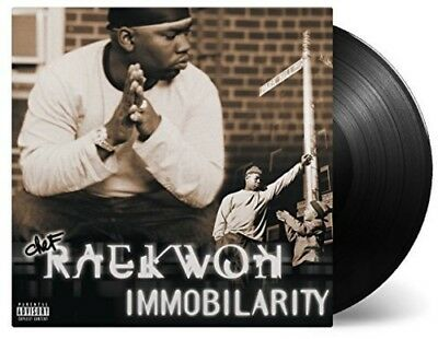 Raekwon - Immobilarity [New Vinyl LP] Holland - Import