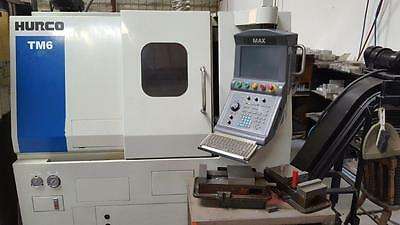 Hurco TM6 CNC Turning Center