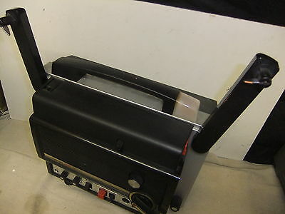Cine film projector CHINON Sound 8000 super 8 - no lead