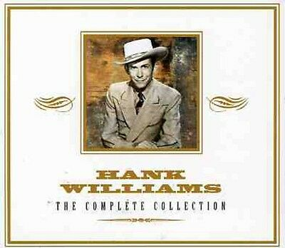 Hank Williams, Hank Williams Jr. - Complete Collection [New CD]