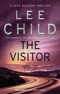 NEW The Visitor  By Lee Child Paperback Free Shipping