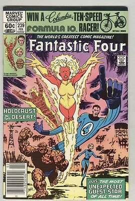 Fantastic Four #239 and #299